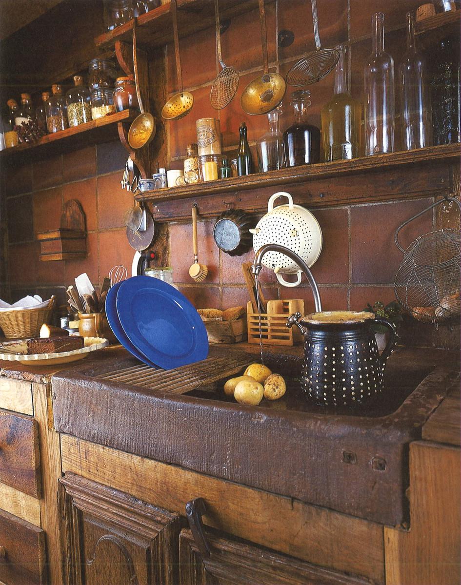 Fregaderos y pilas de recuperaci n el pardalot for Fregaderos de barro
