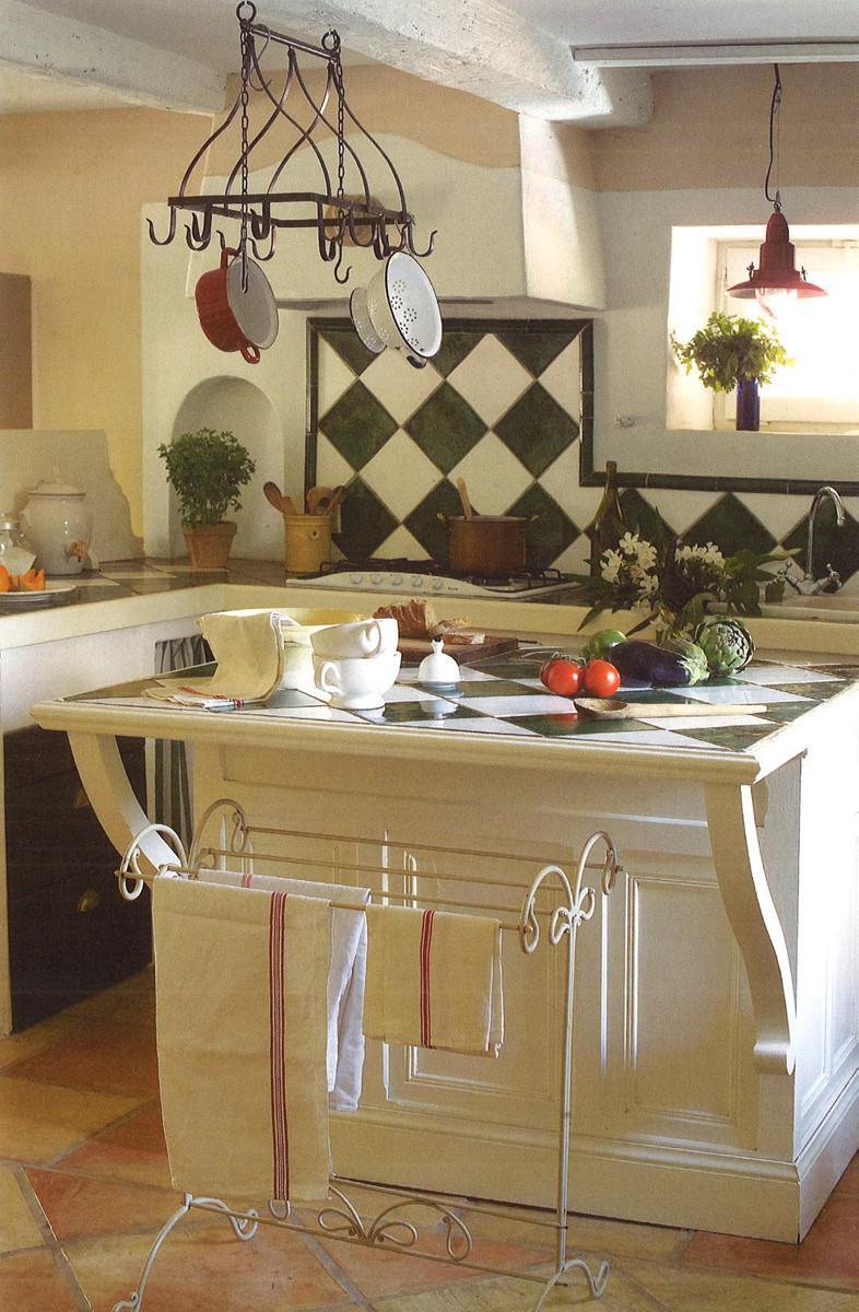 Lujo Campo Cocinas Francesas Accesorios Molde - Ideas de Decoración ...