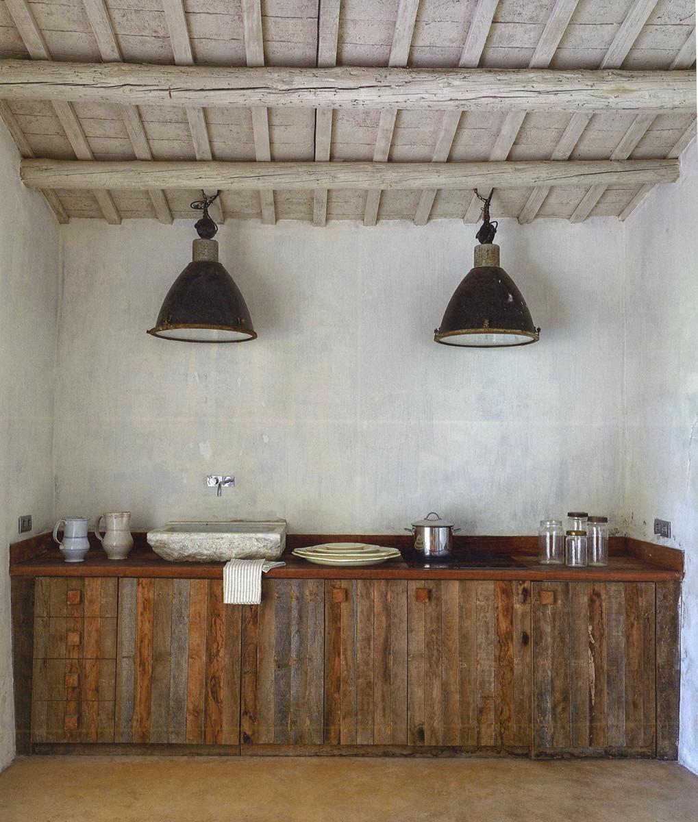 Originales cocinas para el campo el pardalot for Cocinas originales diseno