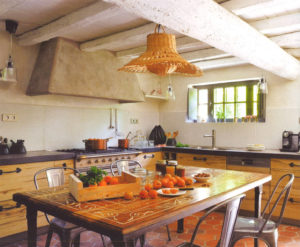 mezclar estilos, cocinas, II parte, el pardalot, ofelia aparici