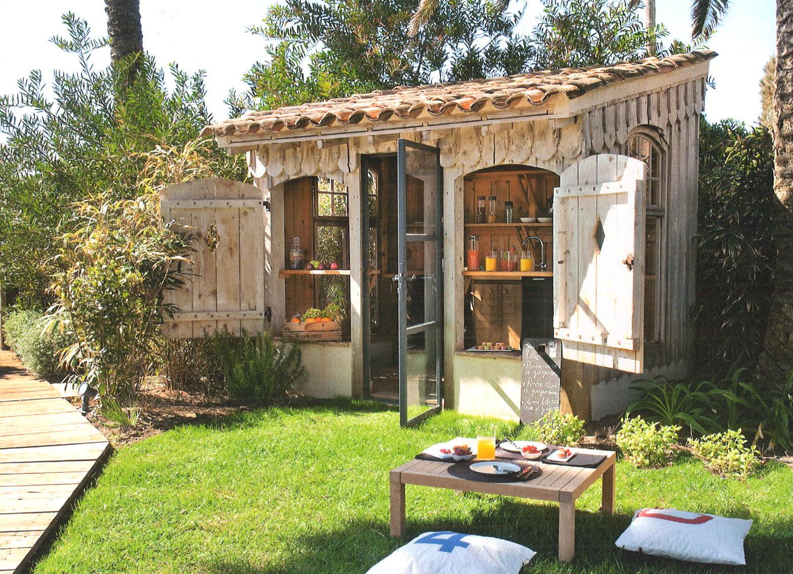 Encantador Sorprendentes Cocinas Al Aire Libre Galería - Como ...