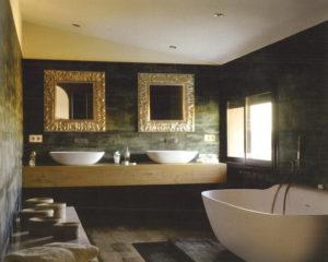 mezclar estilos, el cuarto de baño, el pardalot, ofelia aparici