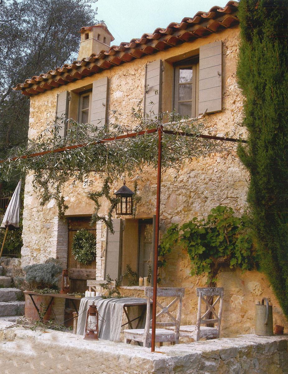 Una peque a casa con enorme encanto el pardalot - Casas pequenas con encanto ...