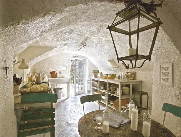 Cocinas En Casas De Campo El Pardalot - Cocinas-de-campaa