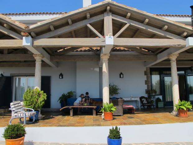 Terrazas Cenadores Y Pergolas El Pardalot - Pergolas-en-terrazas
