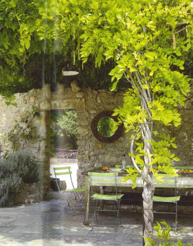 Ideas Para Decorar El Exterior En Las Casas De Campo I
